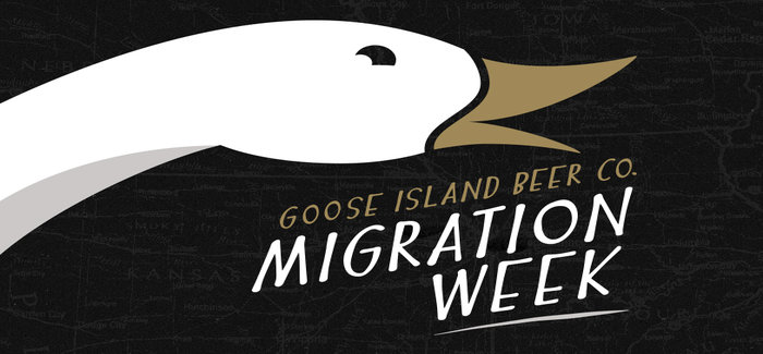Chicago's Goose Island Migration Week Comes to Logan Square