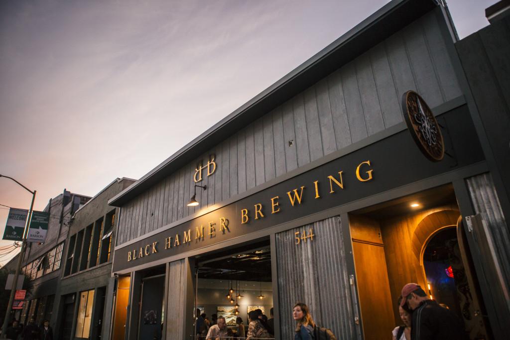 Photo courtesy Black Hammer Brewing