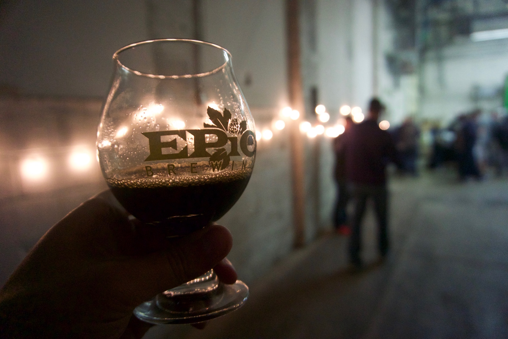 Cheers to a fantastic event, Epic Brewing.
