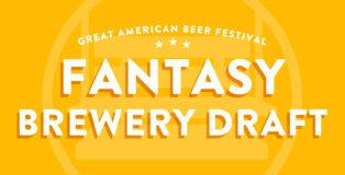 GABF Fantasy Brewery Draft