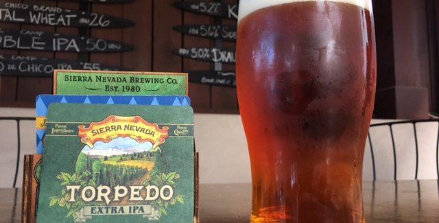 Sierra Nevada Brewing Company | Torpedo Extra IPA