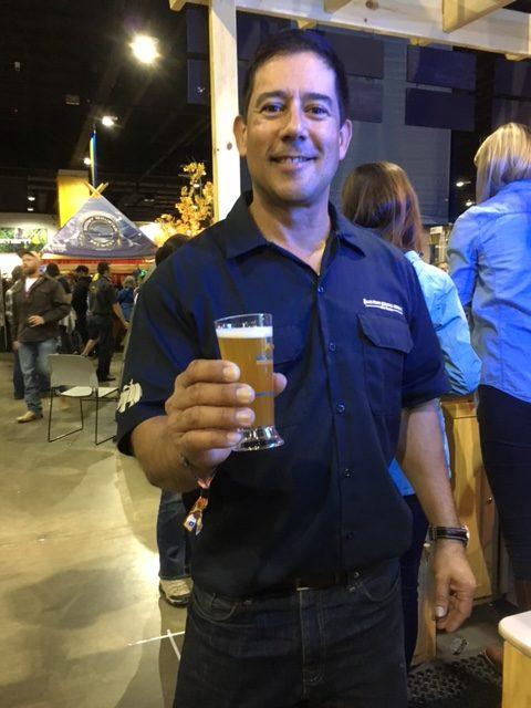 Keith Villa, founder of Blue Moon Brewing