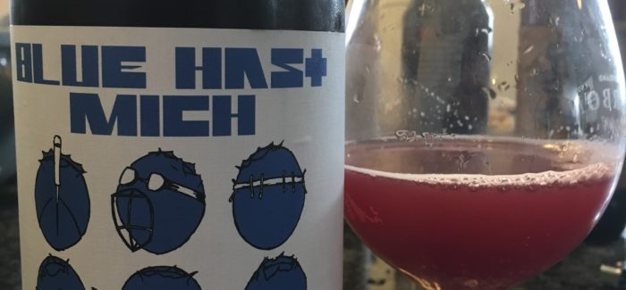 Mikerphone Brewing | Blue Hast Mich Batch #2