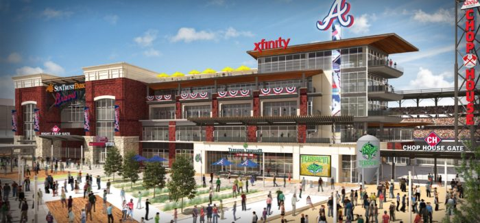 Atlanta Braves Announces Terrapin Taproom & ATL Brew Lab