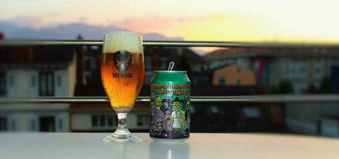 BrewDog   Restorative Beverage for Invalids & Convalescents