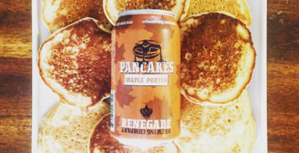 Renegade Pancakes Maple Porter