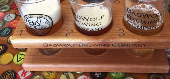 BadWolf Brewing Company | Session Brown