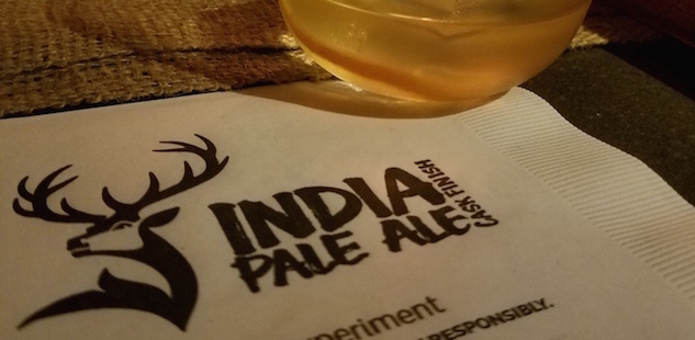 Event Recap | Glenfiddich Experimental Series India Pale Ale Cask Finish