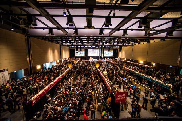 FoBaB 2016 Event Hall