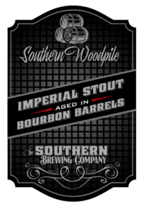 Southern Brewing BBA Imperial Stout (Southern Woodpile)
