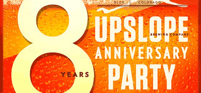 Event Preview | Upslope Brewing's 8th Anniversary Party