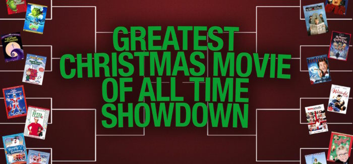 The Greatest Christmas Movie of All Time | Round 1