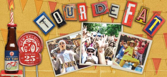 Win VIP Tickets to New Belgium's Tour de Fat Boulder & Fort Collins