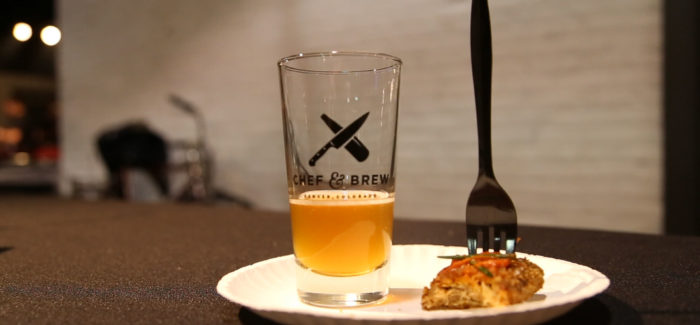 Event Preview   2016 Chef & Brew