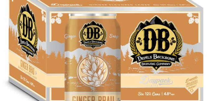 Devils Backbone Brewing Company | Ginger Brau