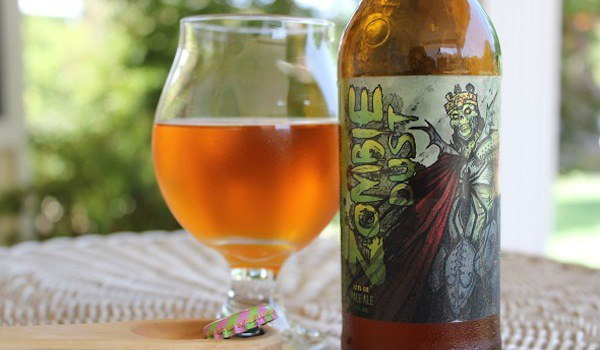 Three Floyds Zombie Dust IPA