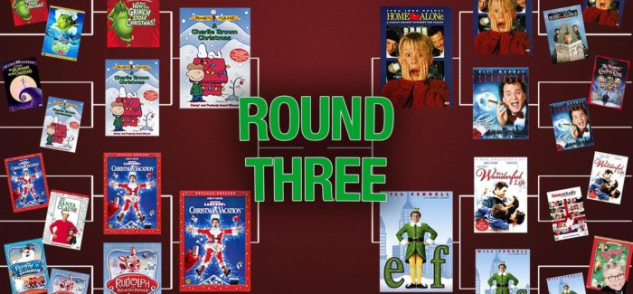 The Greatest Christmas Movie of All Time | Round 3