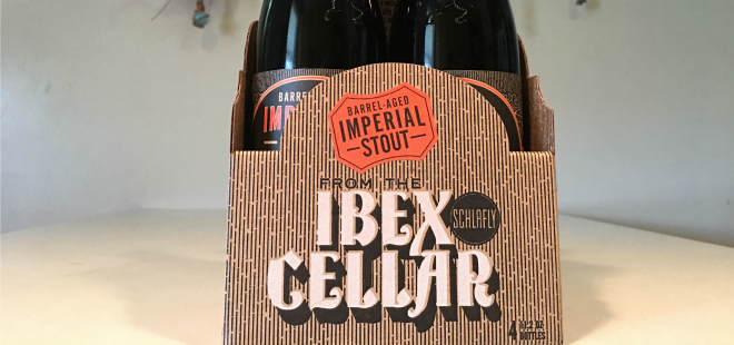 "Schlafly Beer Debuts New ""From The Ibex Cellar"" Specialty Series"