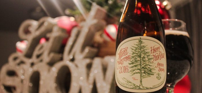 12 Days of Christmas | Anchor Brewing | Christmas Ale
