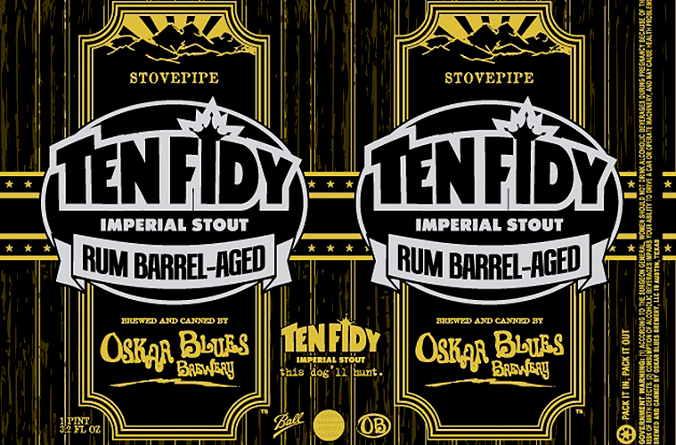 oskar-blues-rum-barrel-aged-ten-fidy-19-2-ounce-can-label-feature
