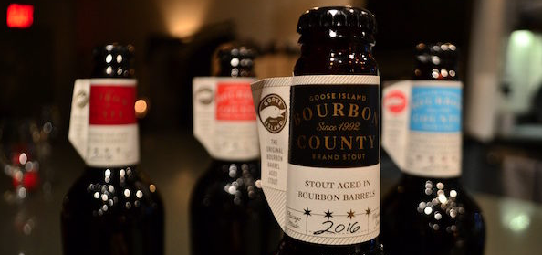 Released! 2016 Goose Island Bourbon County Stout Lineup
