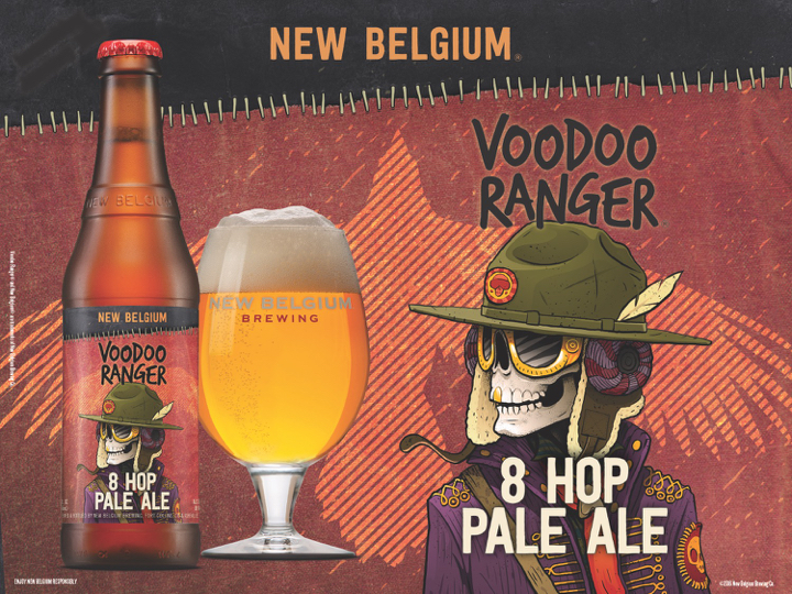 Voodoo Ranger 8 Hope Pale Ale