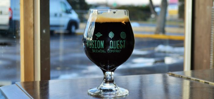 12 Beers of Christmas | Vision Quest Brewery | The Magical Liopleurodon
