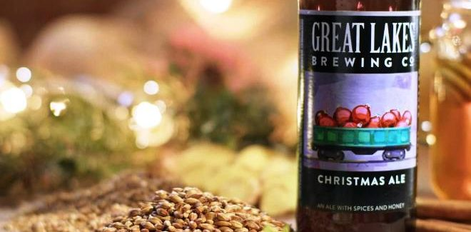 12 Beers of Christmas | Great Lakes Brewing Company | Christmas Ale