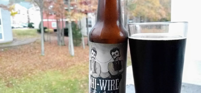 Hi-Wire Brewing | Twice as Nice Doppelbock