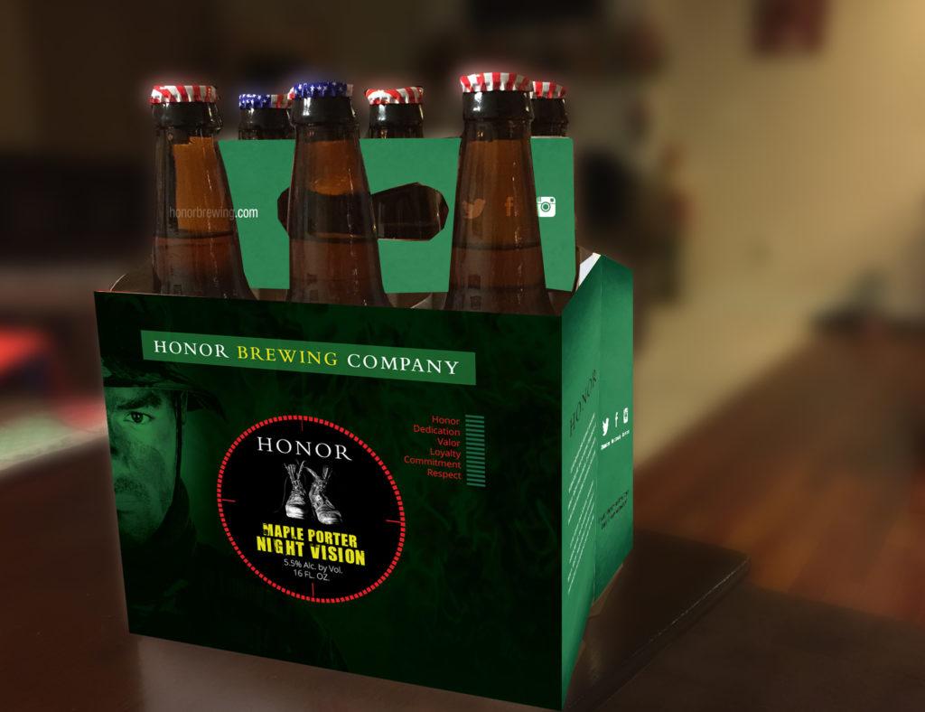 honor night vision maple porter