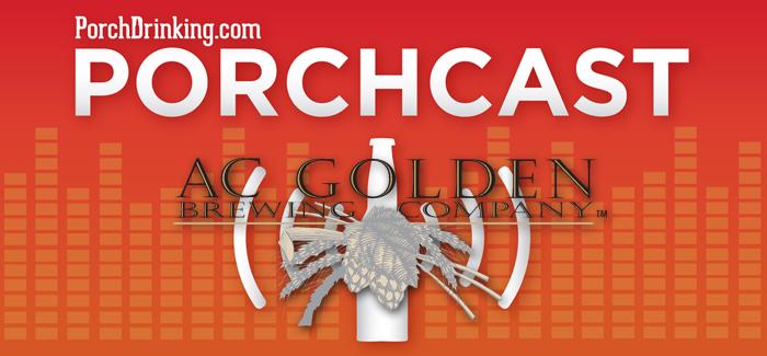 The PorchCast | Episode 29 AC Golden