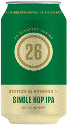courtesy of Station 26 Brewing Co.