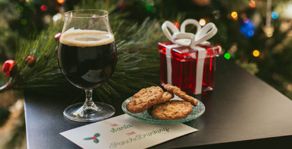 Christmas Cookie and Beer Pairing 2016 Persika Photography