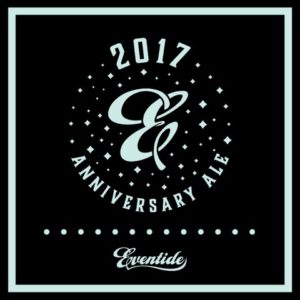 eventide brewing anniversary ale