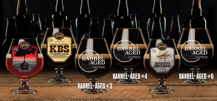 Founders Barrel Aged Series