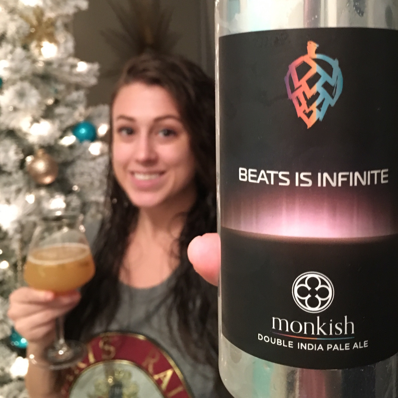 Beats is infinite - Monkish