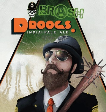 Brash Brewing's Droogs IPA