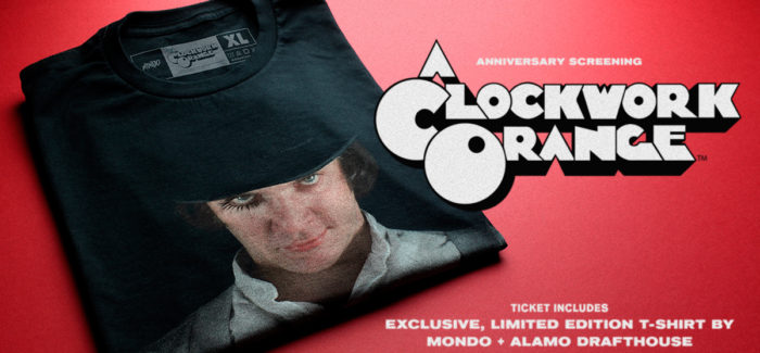Ultimate 6er | A Clockwork Orange Anniversary Screening at Alamo Drafthouse