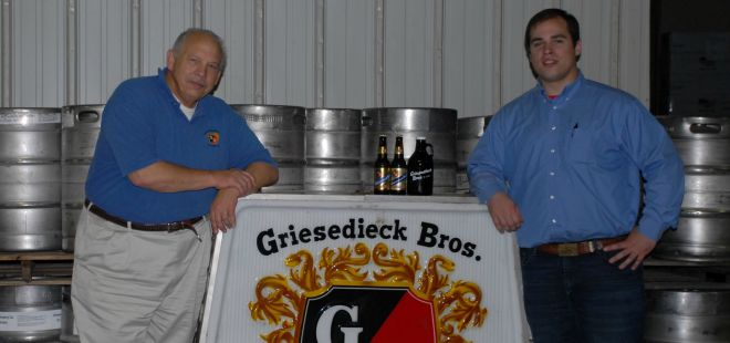 Inside the Tank | Griesedieck Brothers Brewery's Robert Griesedieck