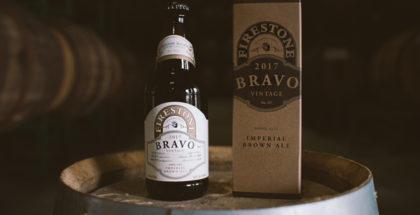 Bravo Imperial Brown Ale