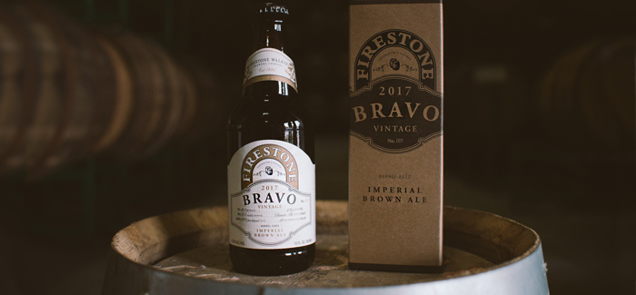 Bravo Imperial Brown Ale