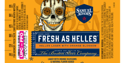 Sam Adams Spring Beer