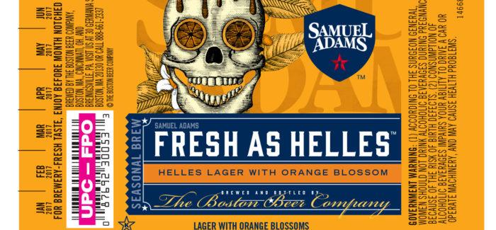 Sam Adams Spring Beer