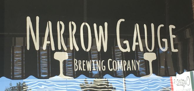 Eating & Drinking | Narrow Gauge Brewing Company
