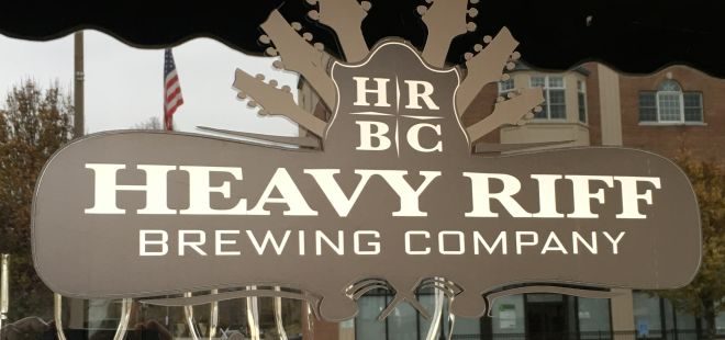 Eating & Drinking | Heavy Riff Brewing Company
