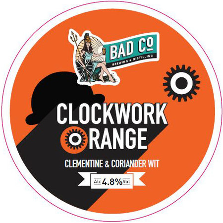 bad co - clockwork orange