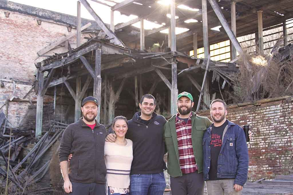 Creature Comforts Brewing Southern Mills Expansion
