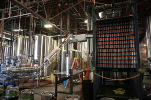 Creature Comforts Brewing Brewhouse Tropicalia