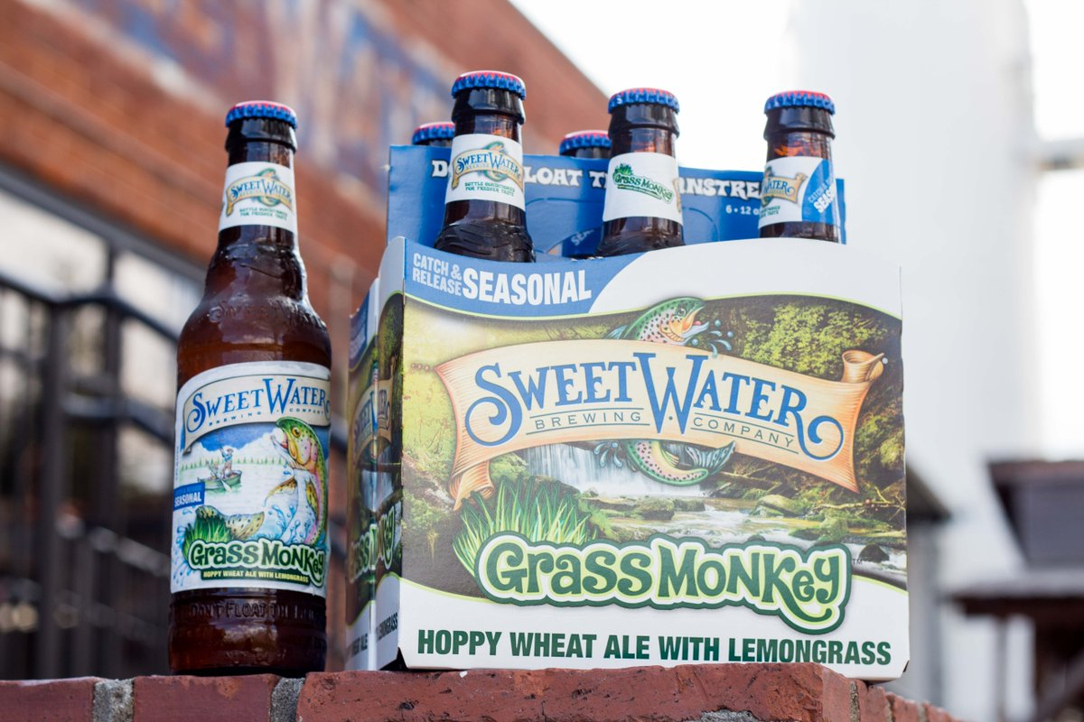 SweetWater Grass Monkey