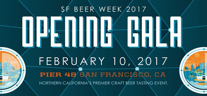 San Francisco Beer Week | Opening Gala